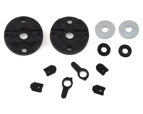 VRP 12mm Associated Gamechanger Screw Mount Shock Piston (2) (1.6mm x2 Hole)