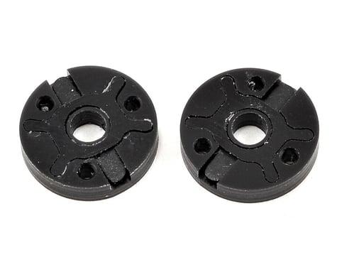 """VRP 12mm AE/TLR/Yokomo 1/10 """"X V2"""" Shock Piston (2) (1.3mm x 3 Hole)"""