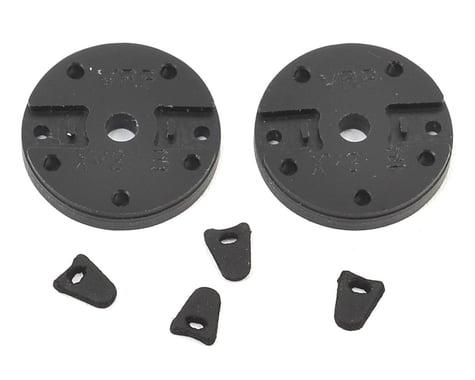 "VRP Mugen 1/8 ""X V3"" Shock Piston (2) (1.3mm x 5 Hole)"