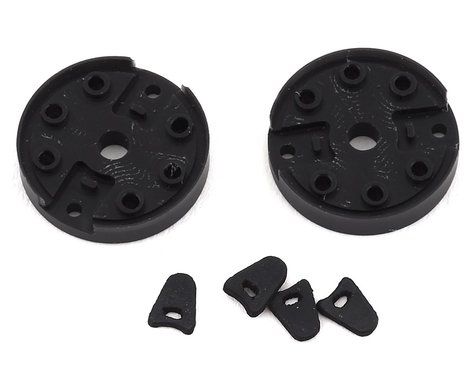 """VRP Hot Bodies/TLR 1/8 """"XV3-HT"""" Shock Piston (2) (1.3mm x 6 Hole)"""