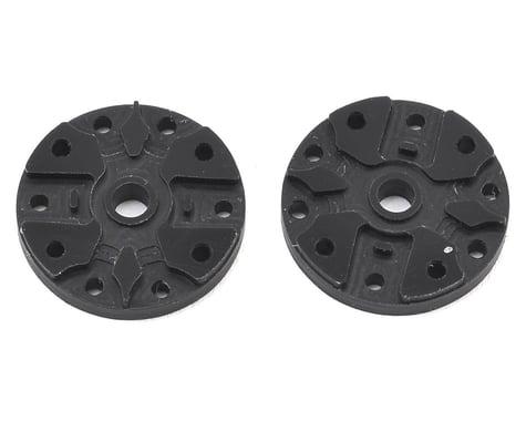 "VRP RC8B3 1/8 ""Gamechanger"" Piston (2) (1.3mm x 8 Hole) (Medium Pack)"