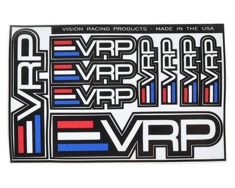 VRP Sticker Sheet