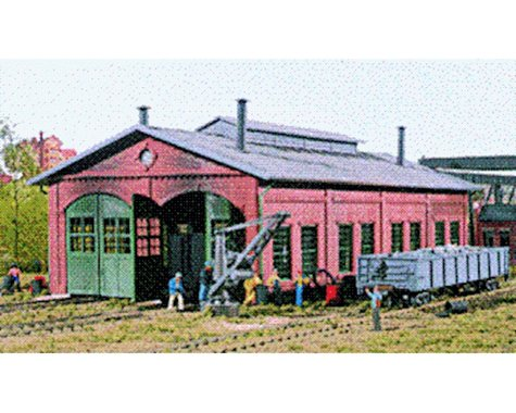 Walthers 2 Stall Enginehouse