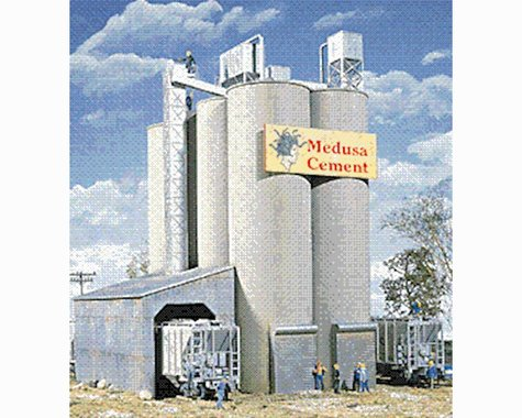 Walthers Medusa Cement Company