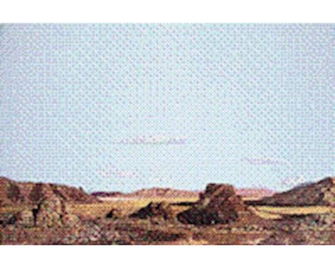 Walthers Scene Dry Wash Desert