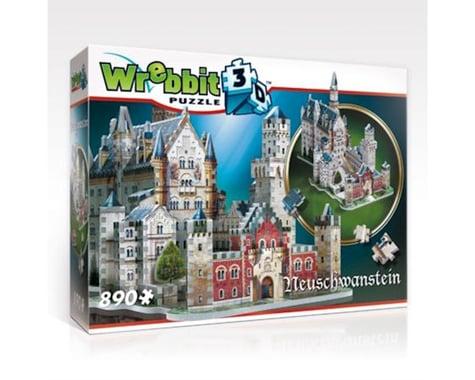 Wrebbit  3D Puzzle Neuschwanstein Castle