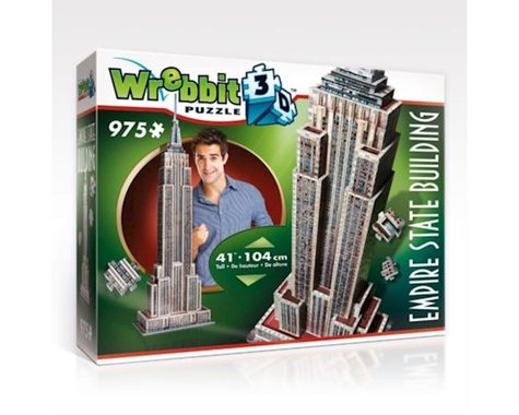Wrebbit  3D Puzzle Empire State Building