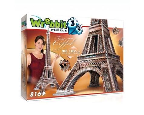 WREBBIT 3D 2009 La Tour Eiffel 3D Jigsaw Puzzle