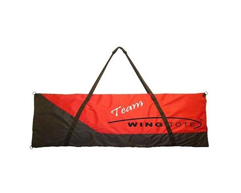 """WingTOTE 44"""" Single Wing/Tail Bag, Red/Black"""