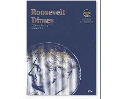 Whitman Coins Folder Roosevelt #2 1965 - 2004