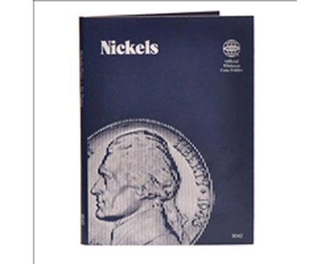 Whitman Coins Folder Nickels Plain