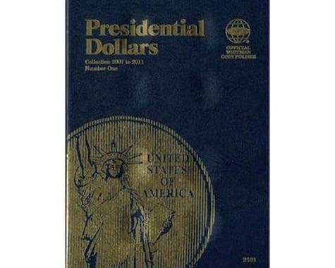 Whitman Coins Presidential Dollar Folder Vol 1