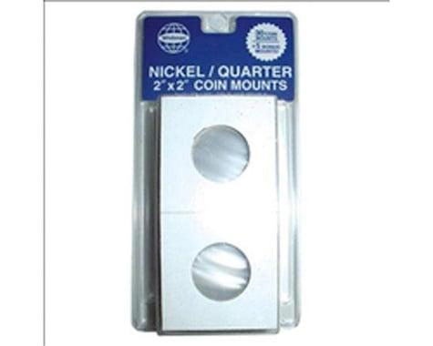 Whitman Coins Nickel-Quarter Pack Mylar (35)