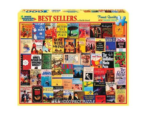 White Mountain Puzzles 930PZ Best Sellers 1000pcs