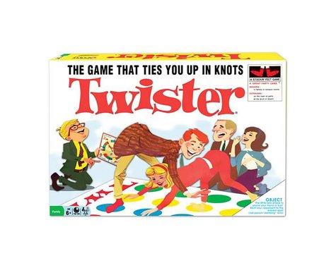 Winning Moves 1178 Classic Twister