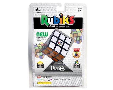 Winning Moves Rubik's Cube