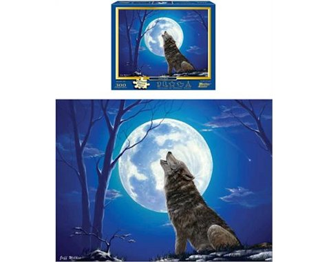 Winning Moves 300pc Puzzle-Lone Wolf