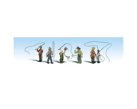 Woodland Scenics HO Fly Fishermen
