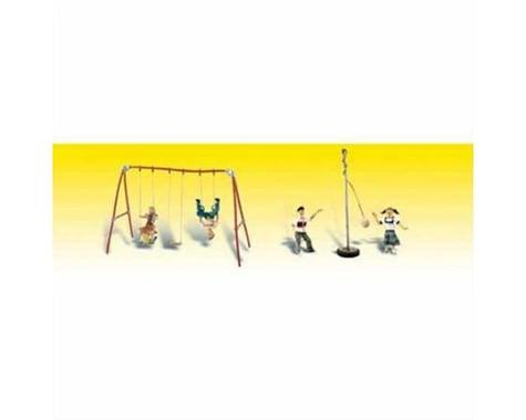 Woodland Scenics HO Playground Fun