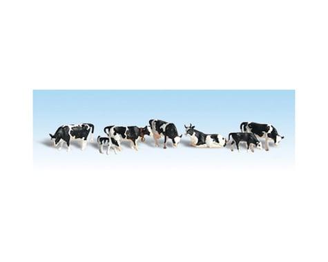 Woodland Scenics O Holstein Cows