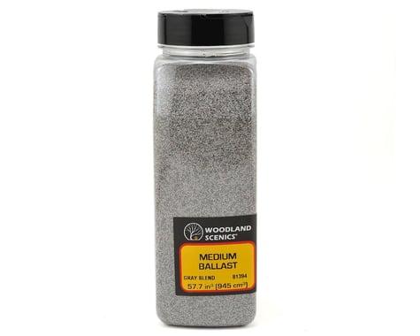 Woodland Scenics Ballast Shaker (Medium) (Gray)