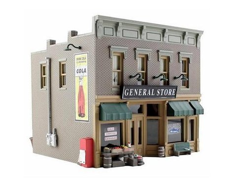 Woodland Scenics N B/U Lubener's General Store