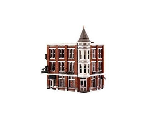 Woodland Scenics HO Built-Up Davenport Department Store