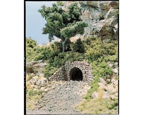 Woodland Scenics HO Culvert, Random Stone (2)