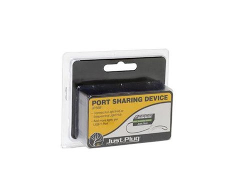 Woodland Scenics Port Sharing Device