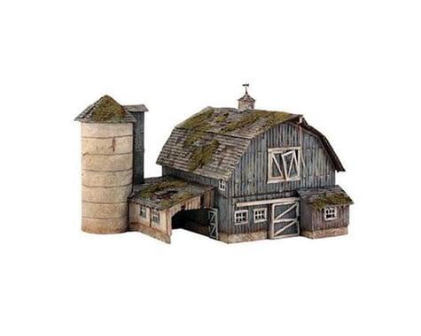 Woodland Scenics HO KIT Rustic Barn