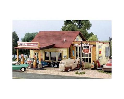 Woodland Scenics N KIT Sonny's Super Service