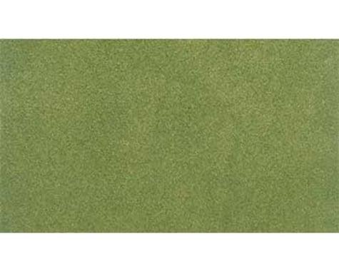 Woodland Scenics RdyGrss Mat Spring Sht 14.25x12.5