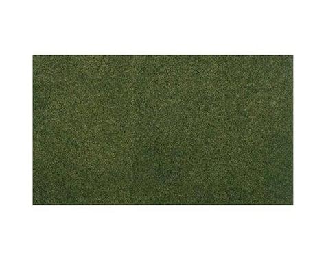 """Woodland Scenics 25"""" x 33"""" Grass Mat, Forest"""