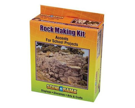 Woodland Scenics Scene-A-Rama Rock Outcropping Kit
