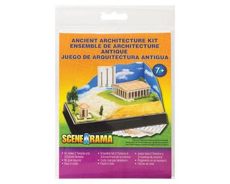 Woodland Scenics Scene-A-Rama Ancient Architecture Kit