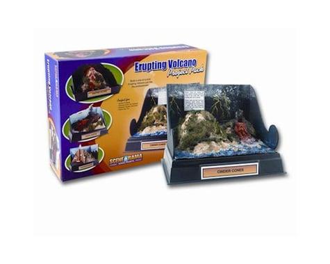 Woodland Scenics Scene-A-Rama Erupting Volcano Project Pack