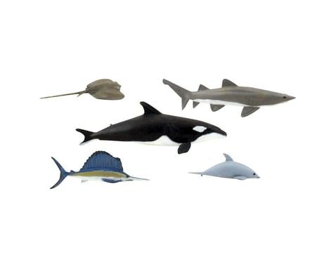 Woodland Scenics Scene-A-Rama Scene Setters Marine Life Animals (5)