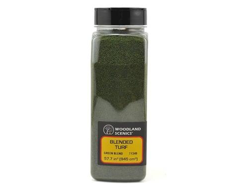 Woodland Scenics Fine Blended Turf Shaker (Green)