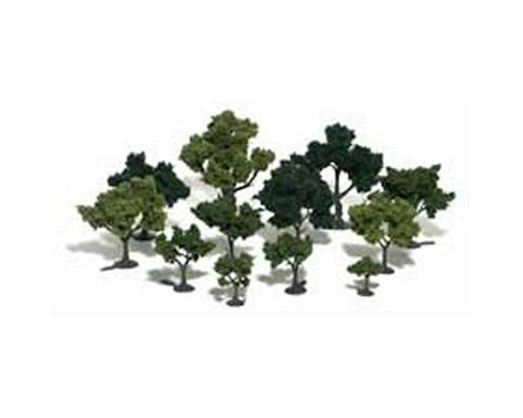 Woodland Scenics Deciduous Tree Kit, Small (36)