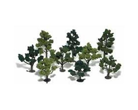 Woodland Scenics Deciduous Tree Kit, Medium (14)