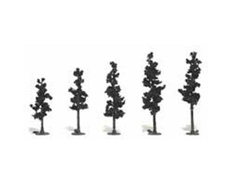 Woodland Scenics Conifer Tree Kit, Small (42)