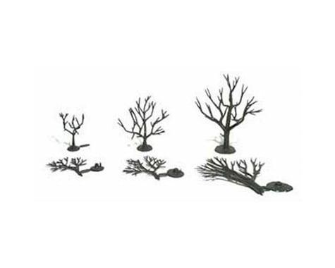 """Woodland Scenics Deciduous Tree Armatures, 2""""-3"""" (57)"""