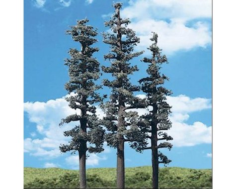 """Woodland Scenics Classic Trees, Standing Timber 2.5-4"""" (5)"""
