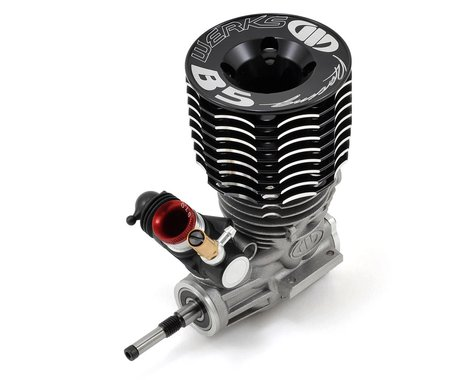 Werks Team Line B5 .21 Off-Road Competition Buggy Engine (Turbo)