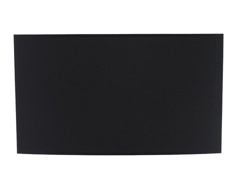 WRAP-UP NEXT REAL 3D Grill Decal (Black/Black) (Cross-Mesh/Thin) (130x75mm)