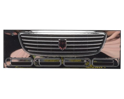 WRAP-UP NEXT REAL 3D Front Grill & Door Handle Decal (HPI JZX-100)