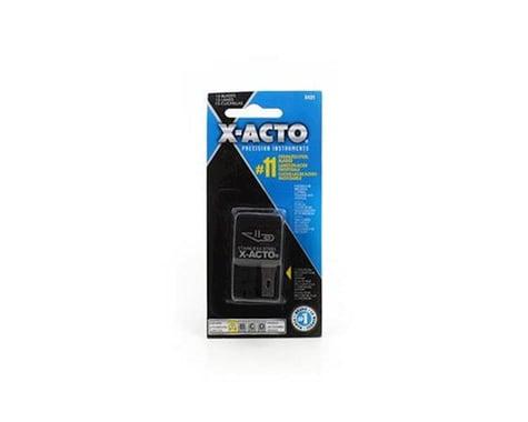 X-acto #11 Stainless Steel Dispenser (15)