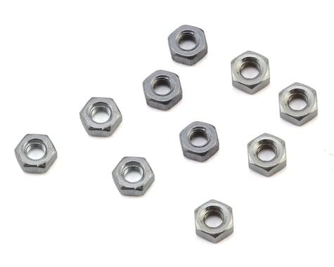 X Factory 4mm Plain Nut (10)