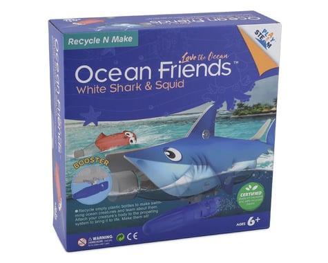 PlaySTEAM Ocean Friends White Shark & Squid