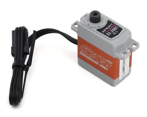 Xpert CI-2401 Aluminum Center Case Mini Brushless Servo (High Voltage)